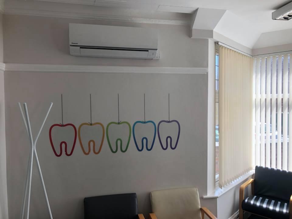 Hafren House Dental Alfreton Pro Tech Air Conditioning